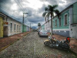 Santa Maria - Rio Grande do Sul - República Federativa do Brasil