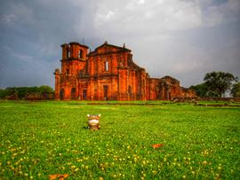 São Miguel das Missões - Rio Grande do Sul - República Federativa do Brasil
