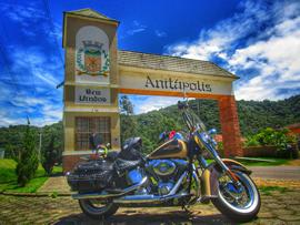 Anitápolis - Santa Catarina - República Federativa do Brasil