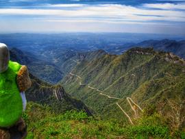 Bom Jardim da Serra - Santa Catarina - República Federativa do Brasil