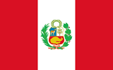 Bandeira da República do Peru