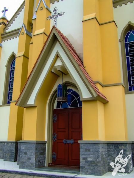 Paróquia Santo Amaro | Santo Amaro da Imperatriz - SC | FredLee Na Estrada