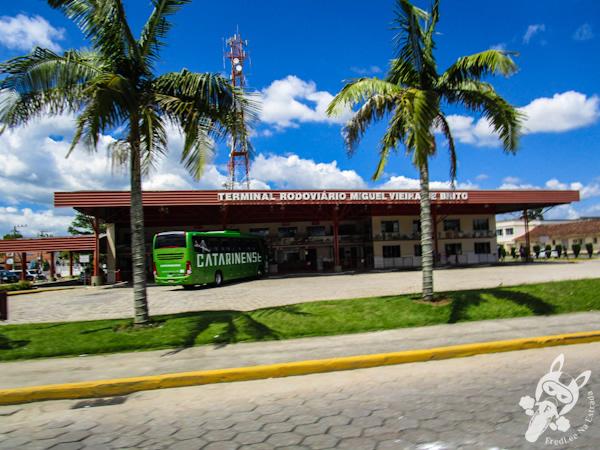 Terminal rodoviário Miguel Vieira de Brito | Tijucas - SC