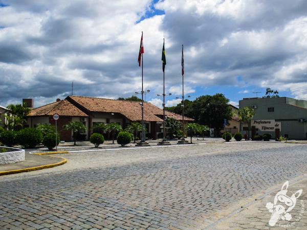 Prefeitura municipal de Tijucas - SC | FredLee Na Estrada