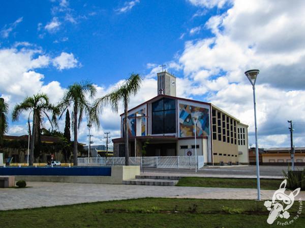Igreja matriz de Tijucas - SC | FredLee Na Estrada