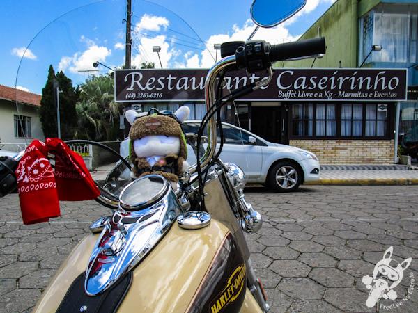 Restaurante Caseirinho | Tijucas - SC | FredLee Na Estrada