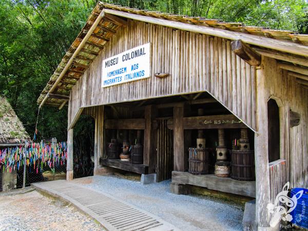 Museu Colonial - Santuário Santa Paulina | Nova Trento - SC | FredLee Na Estrada