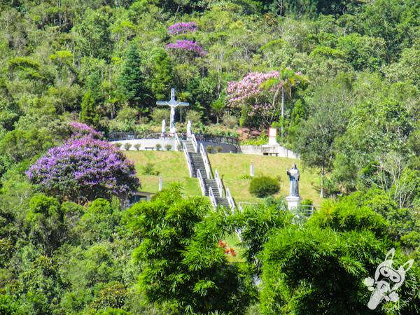 Colina da Benção e Calvário | Santuário Santa Paulina | Nova Trento - SC