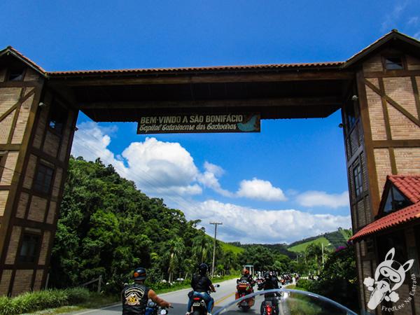Pórtico de São Bonifácio - SC   FredLee Na Estrada