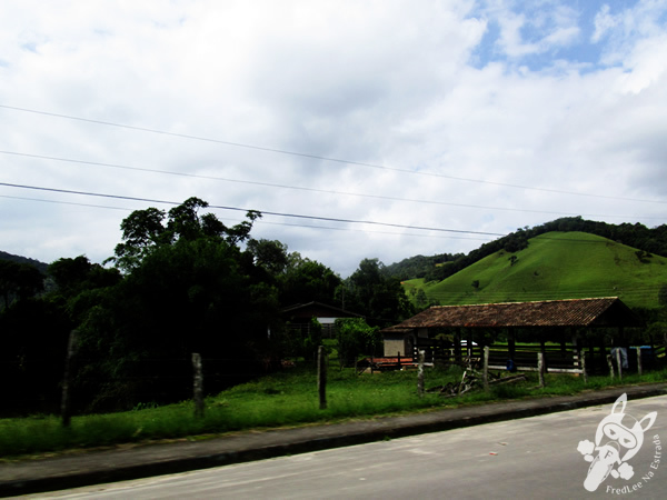 São Bonifácio - SC   FredLee Na Estrada