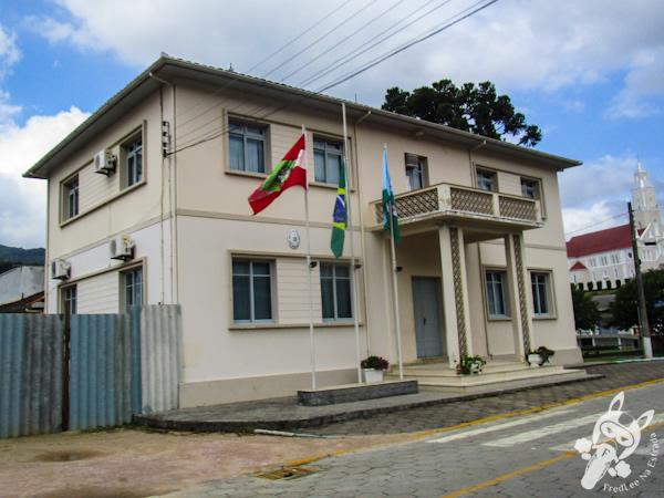 Prefeitura municipal de São Bonifácio - SC   FredLee Na Estrada