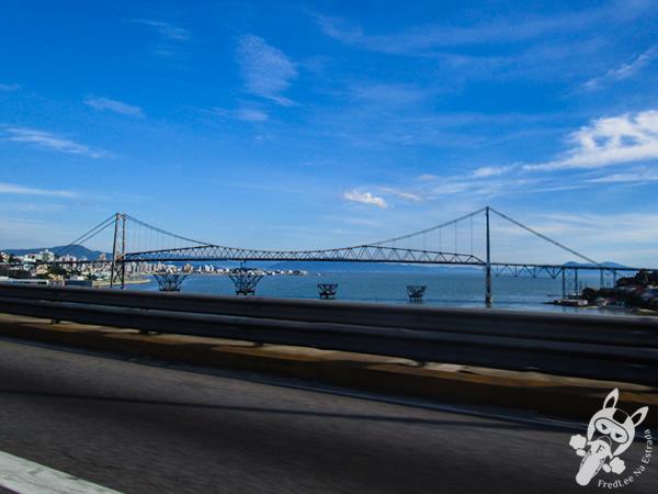 Ponte Hercílio Luz | Florianópolis - SC | FredLee Na Estrada
