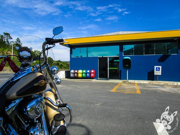 Base operacional da Autopista Litoral Sul | FredLee Na Estrada