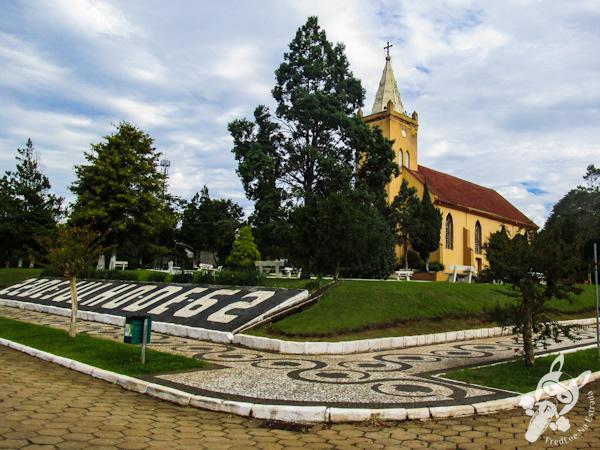 Igreja matriz de Irineópolis - SC | FredLee Na Estrada