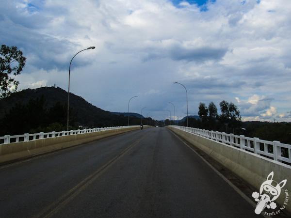 Ponte Domício Scaramella | União da Vitória - PR | FredLee Na Estrada