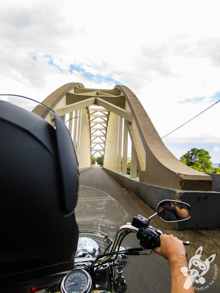 Ponte do Arco – União da Vitória - PR