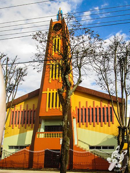 Igreja da Nossa Senhora da Boa Morte | União da Vitória - PR | FredLee Na Estrada
