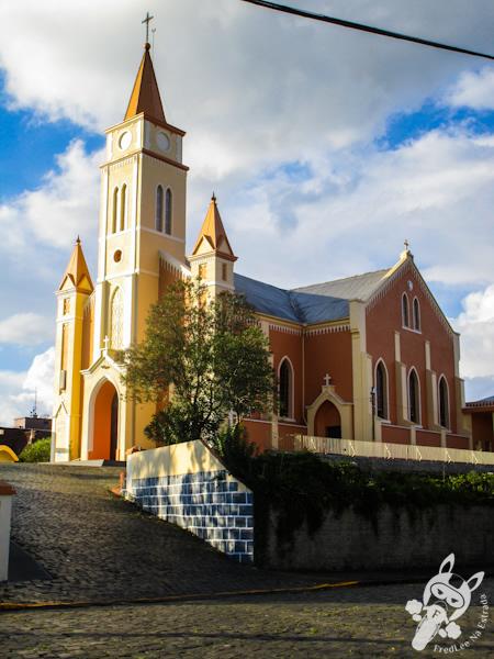 Igreja Nossa Senhora das Vitórias | Porto União - SC | FredLee Na Estrada