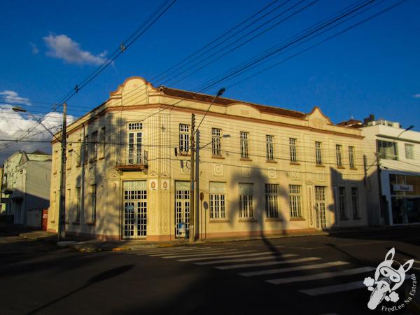 Casarão de 1934 | Porto União - SC | FredLee Na Estrada