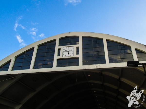 Estação Ferroviária União | União da Vitória - PR | FredLee Na Estrada