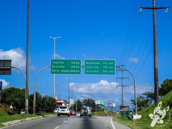 Rodovia BR-280 | FredLee Na Estrada
