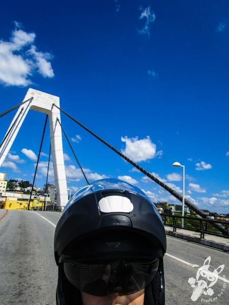 Ponte Irineu Bornhausen | Brusque - SC | FredLee Na Estrada