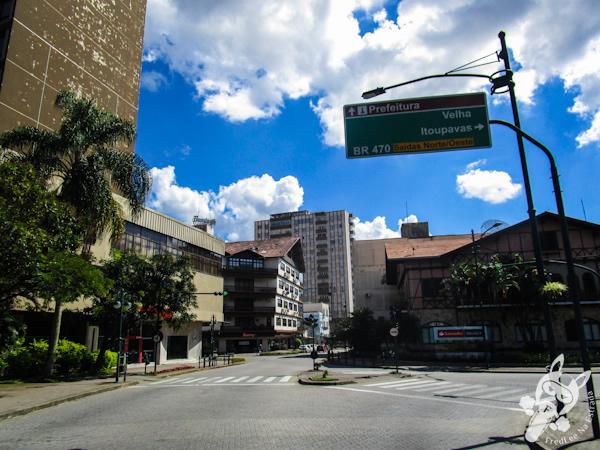Centro de Blumenau - SC | FredLee Na Estrada