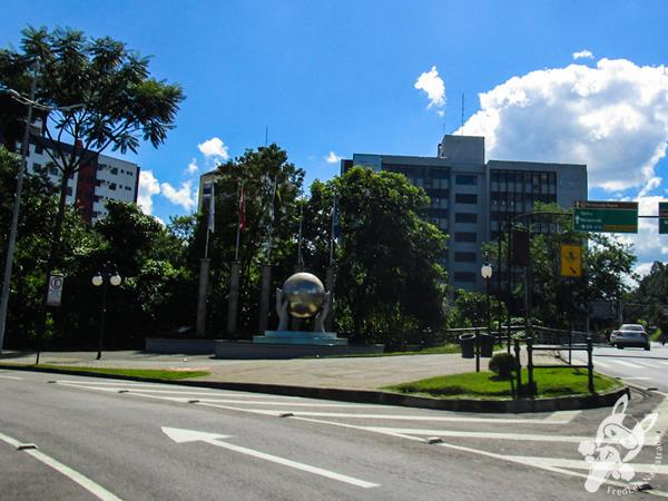 Praça da Paz | Blumenau - SC | FredLee Na Estrada