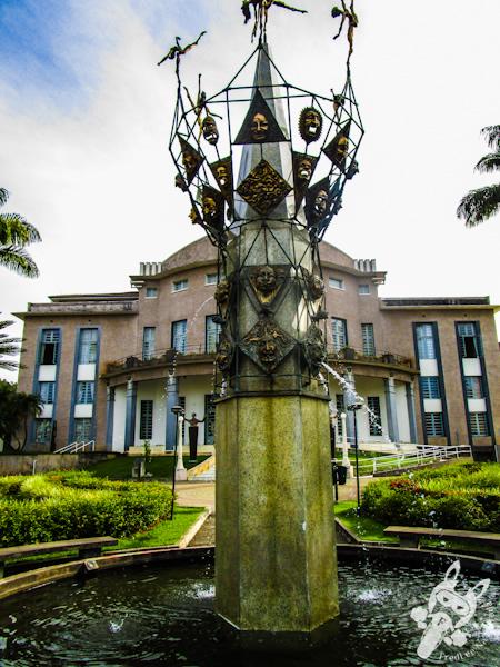 Teatro Carlos Gomes | Blumenau - SC | FredLee Na Estrada