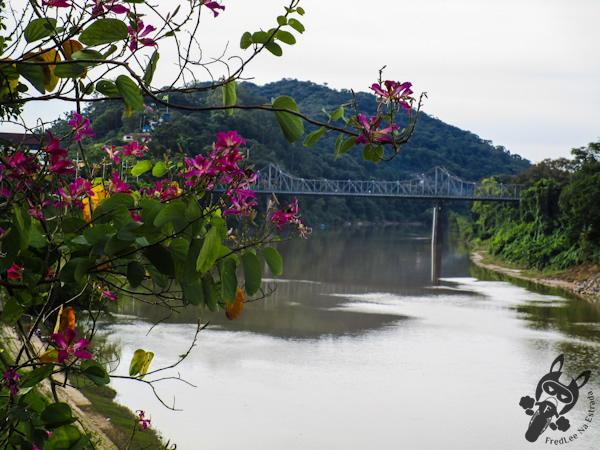 Ponte Aldo Pereira de Andrade | Blumenau - SC | FredLee Na Estrada