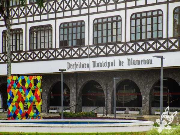Prefeitura municipal de Blumenau - SC | FredLee Na Estrada