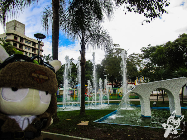 Praça Nereu Ramos - Biguaçu - SC
