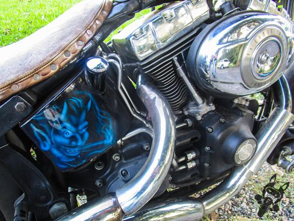 Harley-Davidson Softail 1600cc