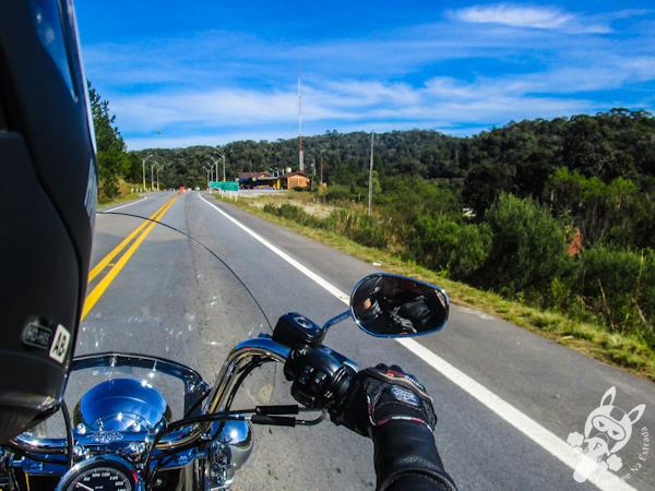 BR-282 rumo a Rancho Queimado - SC