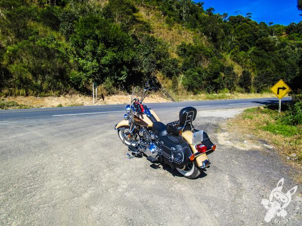 Harley-Davidson Heritage Softail - Rancho Queimado - SC