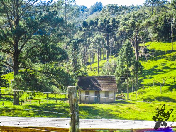 Interior de Rancho Queimado - SC