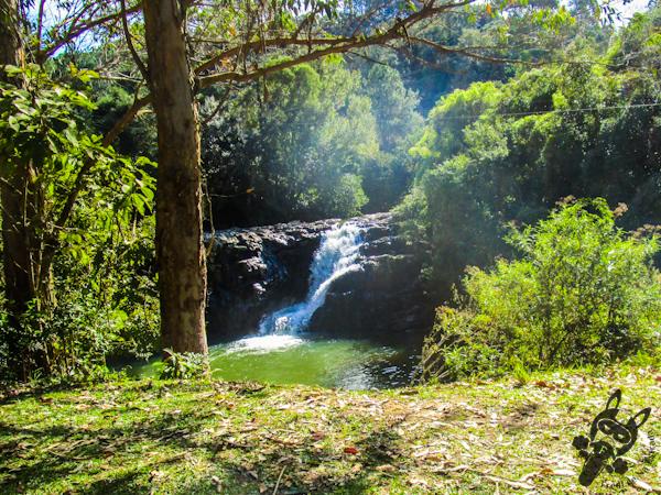 Cascata Trisãmya - Rancho Queimado - SC