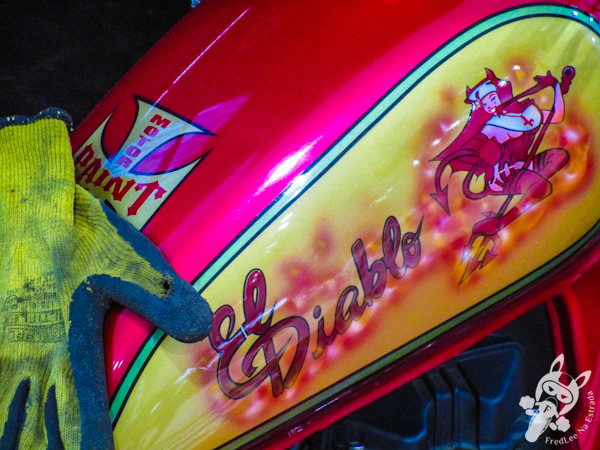 El Diablo | Santa Catarina Custom Show | Itajaí - SC | FredLee Na Estrada