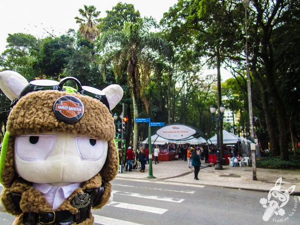 Praça Osório - Curitiba - PR