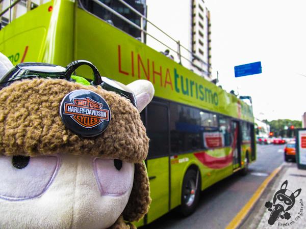 Linha Turismo de Curitiba - PR | FredLee Na Estrada