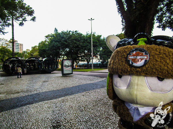 Praça Rui Barbosa | Curitiba - PR | FredLee Na Estrada
