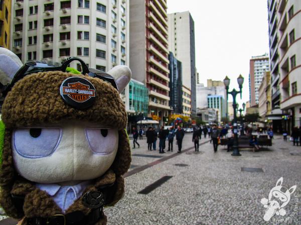 Rua XV de Novembro | Curitiba - PR | FredLee Na Estrada