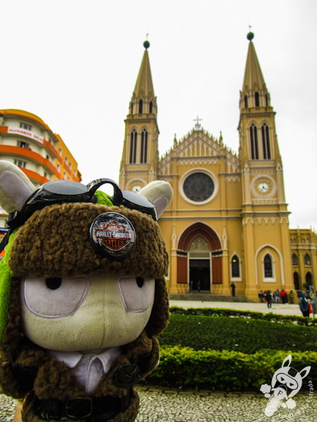 Catedral Basílica Nossa Senhora da Luz | Curitiba - PR | FredLee Na Estrada