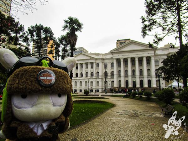 Universidade Federal do Paraná | Curitiba - PR | FredLee Na Estrada