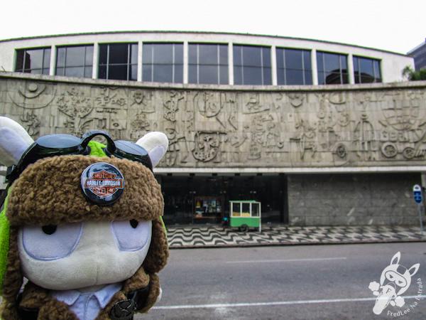 Teatro Guaíra | Curitiba - PR | FredLee Na Estrada