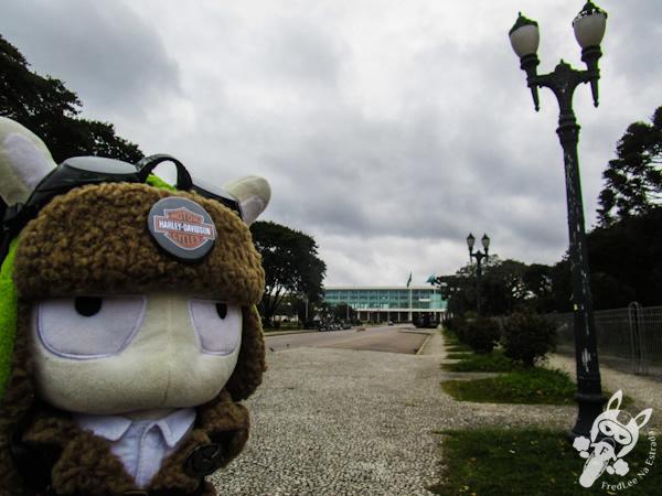 Palácio Iguaçu | Curitiba - PR | FredLee Na Estrada