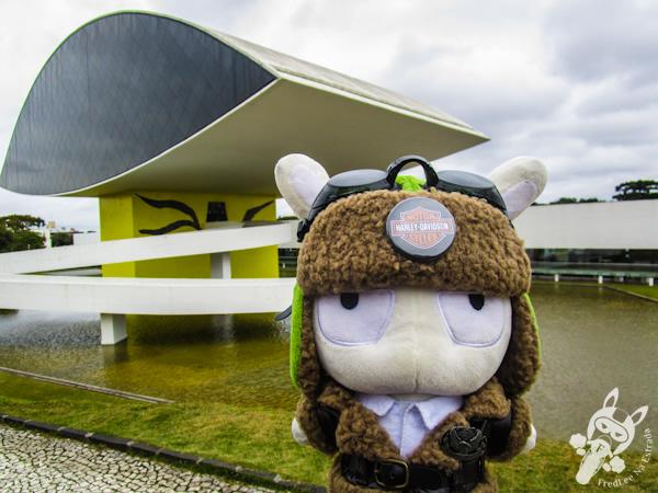 Museu Oscar Niemeyer | Curitiba - PR | FredLee Na Estrada