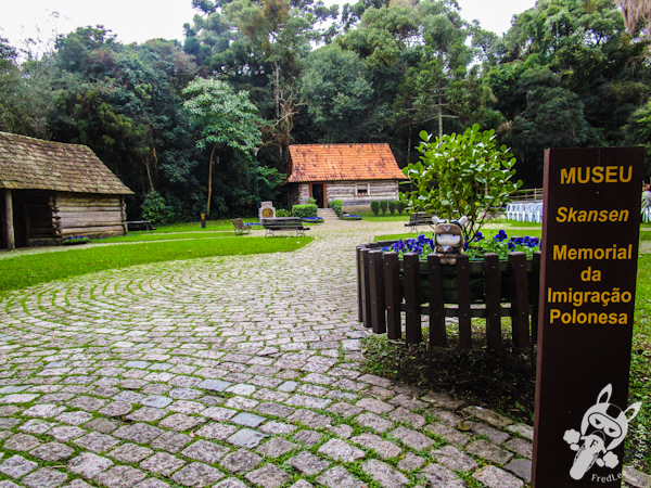 Bosque do Papa - Bosque João Paulo II | Curitiba - PR | FredLee Na Estrada