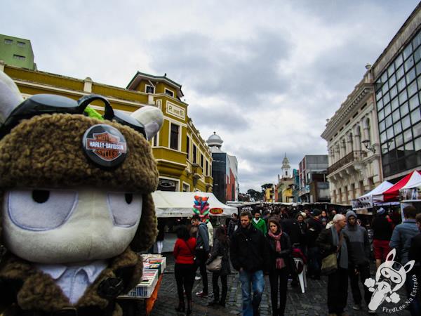 Feira do Largo da Ordem | Curitiba - PR | FredLee Na Estrada