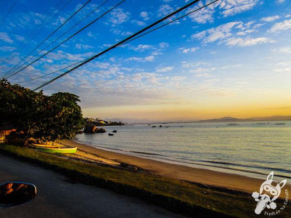 Pôr do sol na Praia do Cacupé | Florianópolis - SC | FredLee Na Estrada